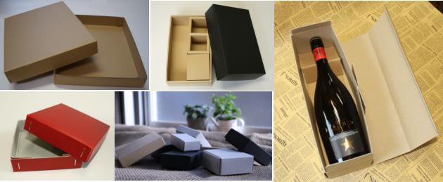 格安で作るオーダーメイド・オリジナル箱